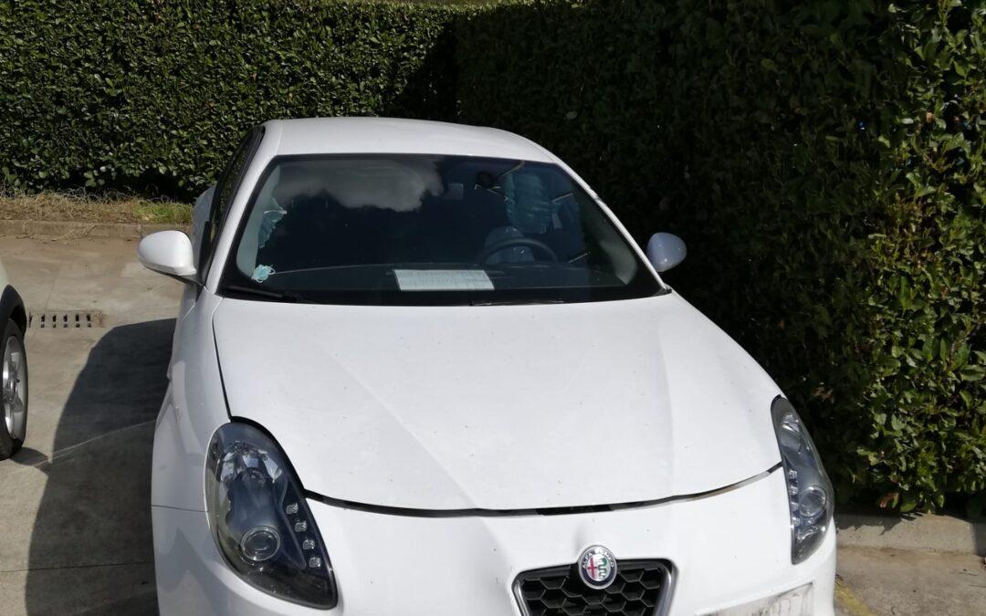 Alfa Romeo Giulietta 1400 TB anno 2018