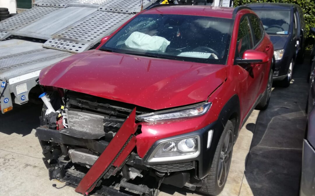 Hyundai Kona 1000 Bz anno 2018