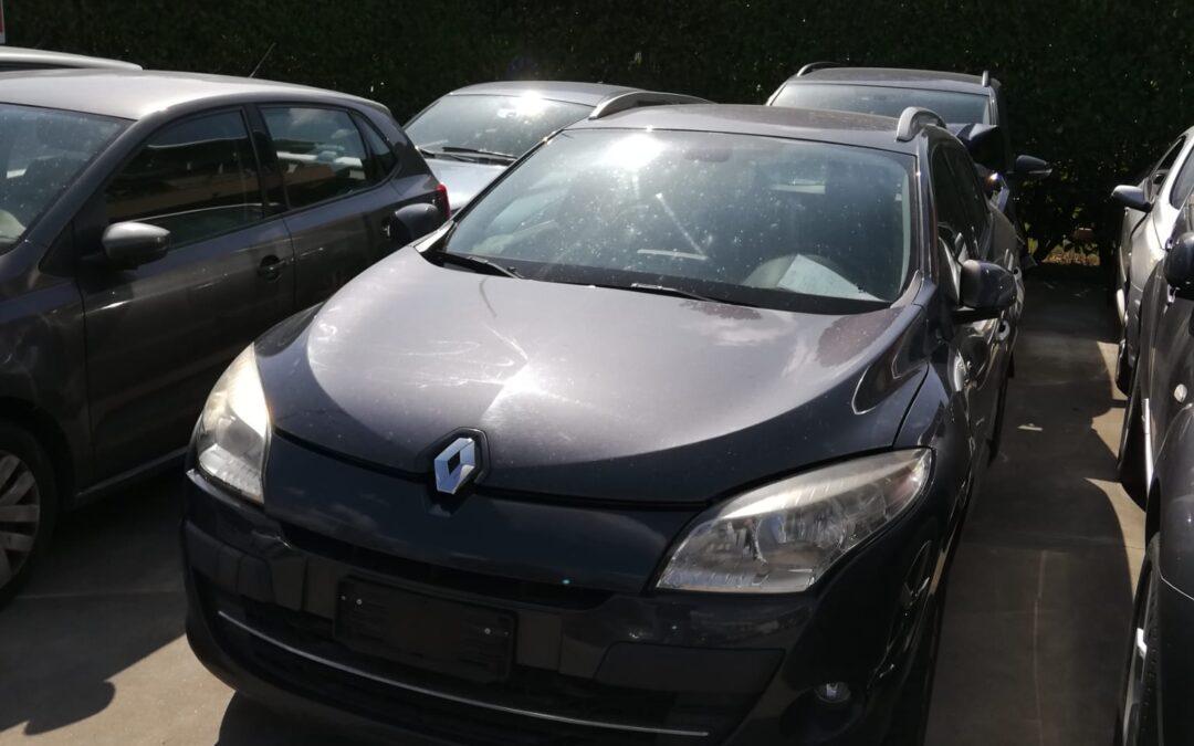 Renault Megane Sw 1500 Tdci anno 2010