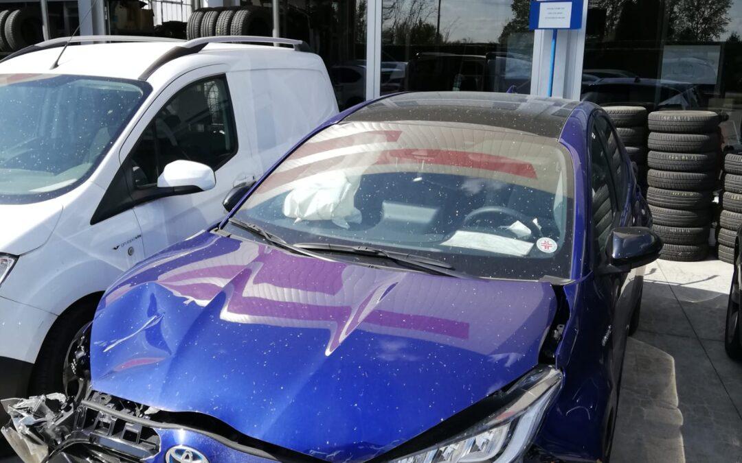 Toyota Yaris Hybrid anno 2020